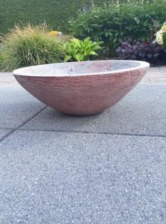 betonschaal bicolor