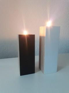 zwart wit licht